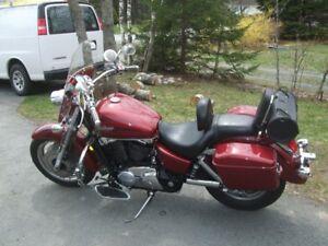 2000 Honda shadow sabre 1100