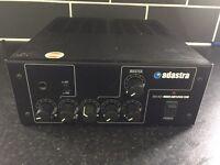 ADASTRA 952.931 Mixer Amplifier 25 Watt