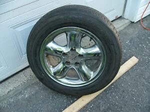 Mag avec 4 pneus d'été