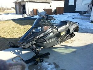 2008 Arctic Cat Sno Pro (Night fire Edition)
