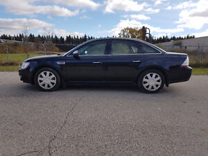 2008 Ford Taurus Limited SAFETY/E-TEST/WARRANTY NO ACCIDENTS London Ontario image 3