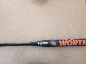 Worth Legit XL BJ Fulk Softball bat