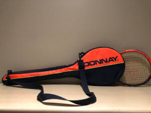 Donnay Squash Racket with case in good condition