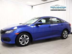 2016 Honda Civic LX - Low Mileage One Owner Trade In!