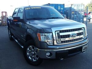 2013 Ford F-150 XTR 4x4 SuperCrew 145 in