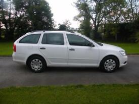 2010 SKODA OCTAVIA 1.6 S # ESTATE #