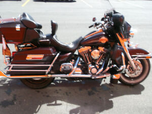 2006 Harley Davidson Ultra Classic REDUCED to $12000.00