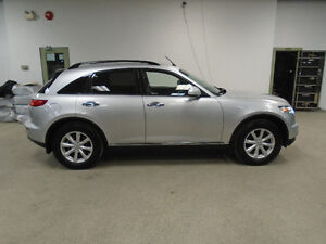 2006 INFINITI FX35 LUXURY SUV! LEATHER! SPECIAL ONLY $10,900!!!!