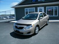 2009 Toyota Corolla 114,000km LOADED AND INSPECTED