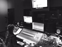 Recording Engineer Available