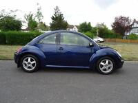 Volkswagen Beetle 1.9 TDI 3dr 2006 TWO FORMER KEEPERS