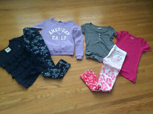 Gently used girls brand name lot