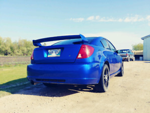 Saturn Ion Redline Supercharged