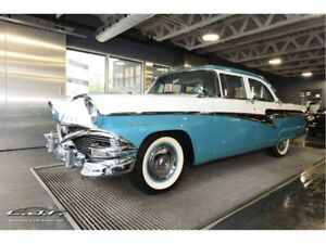 WANTED 1956 FORD OR METEOR  Good cond.  AUTO.