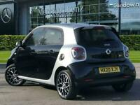 2020 smart forfour smart EQ forfour prime exclusive Limousine Electric Automatic