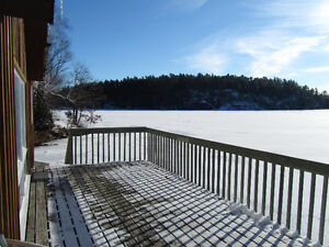 Cottage Rental and Ice Fishing Retreat