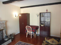Furnished bachelor apartment $200 weekly