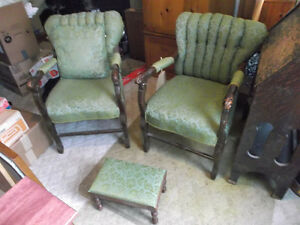 Early 19th Century Parlour Chairs
