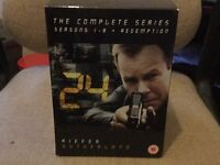 24 THE COMPLETE BOX SET