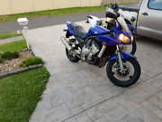 2002 Yamaha FZ1 (FZS1000) Shellharbour Shellharbour Area Preview