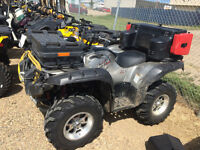 USED 2007 Yamaha Grizzly 700 Speical Edition