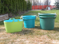 Extra Large Pails/Tubs for Plants