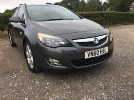Vauxhall Astra 2.0 CDTI *LOTS of Extra's* Sat Nav, Tow Bar, Bluetooth