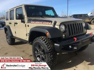 2017 Jeep Wrangler Unlimited Recon  - Max Tow Package - $352.09