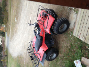 250 Suzuki 4x4 for sale or trade