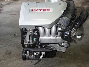 HONDA ACCORD ACURA TSX 2.4L DOHC I-VTEC TYPE S ENGINE Gatineau Ottawa / Gatineau Area image 2