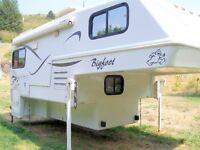 Bigfoot 10.5ft Camper