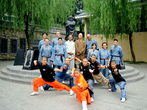 Kung Fu Classes