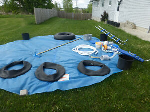 Swimming Pool Cover and Accessory Lot Kitchener / Waterloo Kitchener Area image 3