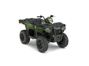 2017 Polaris Sportsman 450 H.O. Sage Green