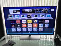 "PANASONIC 42"" SMART LED TV MINT CONDITION"