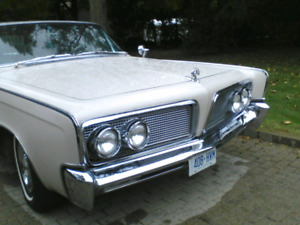Parts wanted for 64-66 Chrysler Imperial