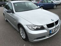 2007 BMW 320D SE SALOON 6 SPEED MANUAL 60 mpg tdi diesel