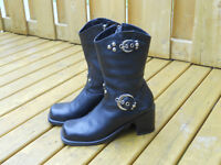 Women's Harley Davidson Boots For Sale