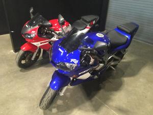Yamaha R6 X2