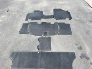 2005 - 2010 Honda odyssey floor mats.