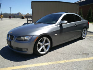 2007 BMW 335I COUPE MPKG E92