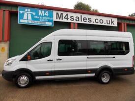 Ford Transit 125ps,17 seat minibus,tacho