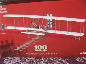 The Wright Flyer plane
