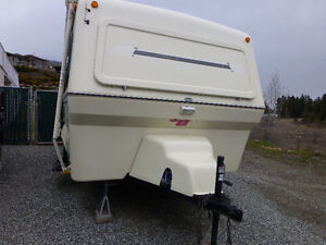 BIGFOOT 17.5' Gaucho Travel Trailer