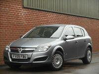 2009 Vauxhall/Opel Astra 1.6 16v ( 115ps ) Life