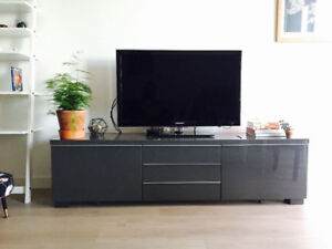 IKEA tv unit.