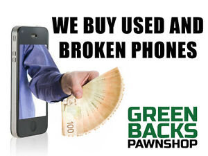 TOP CASH FOR YOUR USED AND BROKEN PHONES
