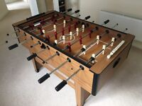 4 in 1 table football table