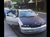 $2100 firm till Friday only!!!!! 2001 BMW 3-Series Sedan