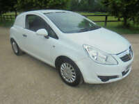 Vauxhall Corsavan 1.3CDTi 16v